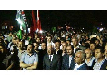 Birlik Platformu'ndan Darbe Girişimine Protesto