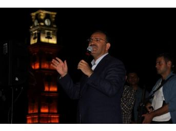 """Adalet Bakanı Bozdağ, ''bu Fetö'yü Kullanan Yabancı Güçlere De Diyorum Ki, Artık Bu Fetö Kullanışlı Bir Maşa Olma Vasfını Kaybetmiştir."""""""