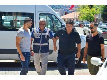 Kırşehir Vali Yardımcılığı Görevinden Uzaklaştırılan Zekai Erdem Adliyeye Çıkartıldı