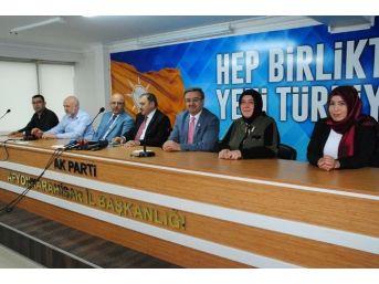 Orman Ve Su İşleri Bakanı Veysel Eroğlu: