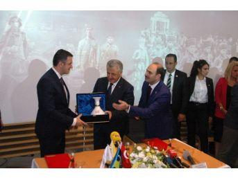 Ptt Ve Kosova Posta İdaresi Arasında Elektronik Ticaret Anlaşması İmzalandı
