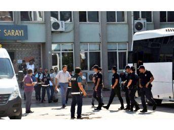 Bik Aydın Müdürünün Polis Eşi De Gözaltına Alındı