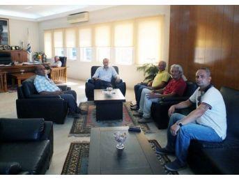 Nilüfer Belediyesi, Didim'deki Serayı İnceledi