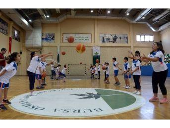 Yaz Spor Okullarında 2. Dönem
