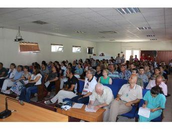 Sağlık Çalışanlarına İş Sağlığı Ve Güvenliği Eğitimi