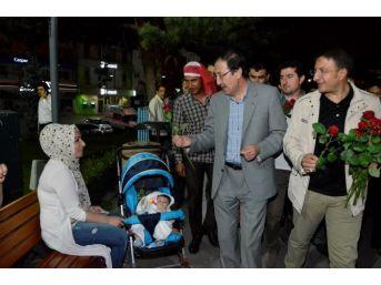 Palandöken Belediyesi, 'namerde Karşı Meydanları Boş Bırakmadı'