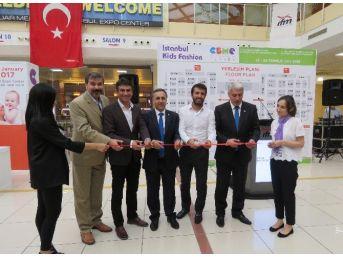 İstanbul Kids Fashion Fuarı Başladı