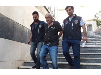 Palalı Cami Saldırganı Yakalandı
