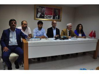 Chp'li Bingöl'den Darbeye Karşı İzmir Toplantısı