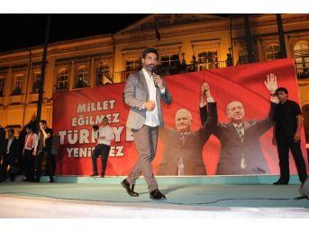 İzmirlilere Uğur Işılak Sürprizi