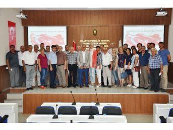 Ödemiş Belediye Meclisinde Tüm Partilerden 'darbe' Bildirisi