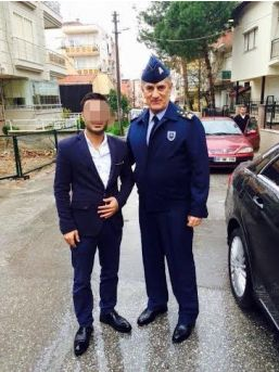 (özel Haber) Akın Öztürk'ün İzmir'deki Çok Gizli Karargahına Baskın