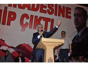 """Kars Valisi Rahmi Doğan, """"hepsinin Generalliğini Aldık!"""""""
