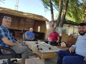 Develi Kaymakamı Murat Duru Sindelhöyük Mahallesini Ziyaret Etti
