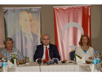 Av. Rona, Baro Başkanlığı İçin Adaylığını Açıkladı