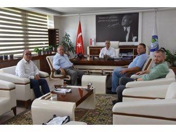Başkan Kayda, Turgutlu Tso'yu Ağırladı