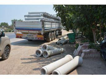 Turgutlu'da İçme Suyu Çalışmaları Başladı
