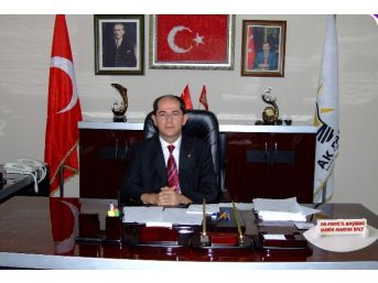 Eski Ak Parti Mersin İl Başkanı Gözaltına Alındı
