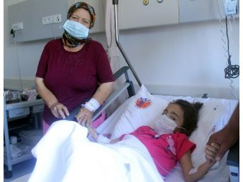 (özel Haber) Anne Yüreği Dayanmadı, Böbreğini Küçük Kızına Bağışladı