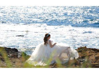 Düğün Fotoğraflarının Yeni Mekanı 'deniz Ve Doğa'