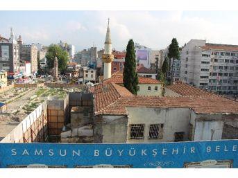 Tarihi Medrese Ve Caminin İhalesi Yapıldı