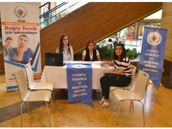 Piazza Ygs-lys Tercih Danışma Merkezi İle Öğrencileri Bekliyor