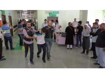 Şanlıurfa'da Gasp Çetesinin Akıl Almaz Oyunu