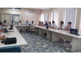 Tsm Başkanları Temmuz Ayı Olağan Toplantısı Yapıldı