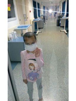 Lösemi Hastası Nisanur'a Yardım Kampanyası Başlatıldı