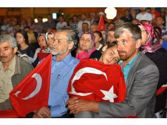 Turhal'da Demokrasi Nöbeti