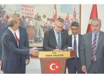 Uşak Türkiye Paydasında Buluştu
