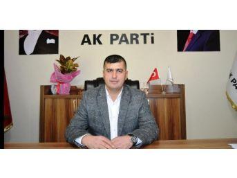 Ak Parti Alaplı İlçe Başkanı Mustafa Yavuz, Vatandaşları Demokrasi Nöbeti'ne Davet Etti