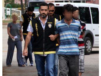 Anne Ve İki Oğlu Fuhuştan Yakalandı