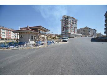 Saray'daki Yeni Muhtarlık Binasına Sona Gelindi
