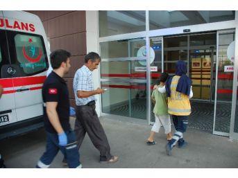 Küçük Çocukların Kavgası Hastanede Bitti: 1 Yaralı