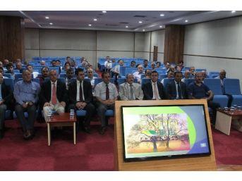 Batı Karadeniz Uluslararası Gıda, Tarım Ve Hayvancılık Fuarı Bartın'da Tanıtıldı