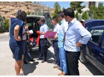 Denizlispor Maç Gününde Haciz Şoku İle Karşılaştı