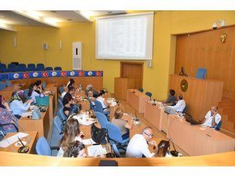 Düzce Belediyesi 2017 Bütçe Toplantısını Yaptı