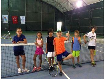 Tenis Yaz Kupası Finalleri Tekirdağ'da