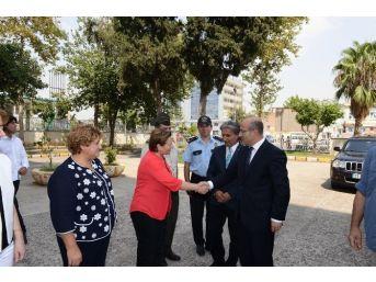 Vali Demirtaş'tan Yüreğir Ziyaretleri