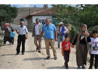 Serban Beldesi Sakinleri Belediyeden Hizmet Bekliyor