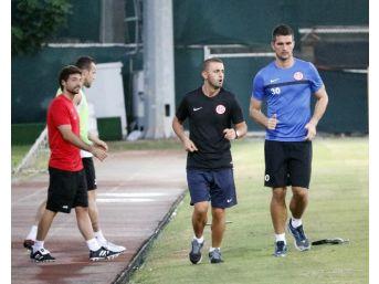 Antalyaspor, Aytemiz Alanyaspor'a Hazır