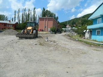 Posof'ta Belediye Çalışmaları Devam Ediyor