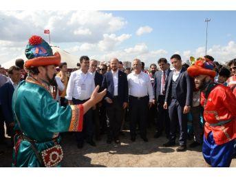 Etnospor Kültür Festivali'nde Osmangazi Rüzgarı