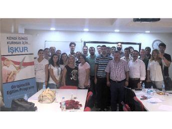 Çanakkale İşkur'dan Girişimcilik Kursuna Ziyaret