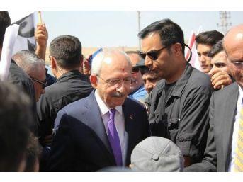 Kemal Kılıçdaroğlu Sungurlu'da