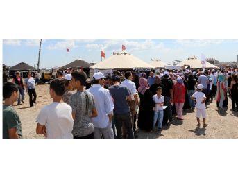 Etnospor'da Erzurum Otağı Zirve Yaptı
