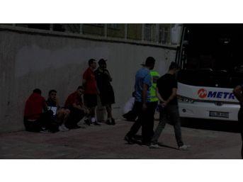 Trabzonspor, Gaziantep'ten Hüzünlü Ayrıldı