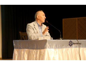"""Prof. Dr. Şimşirgil: """"beşikten Mezara İlim Öğrenin Diyen Bir Dinin Mensuplarıyız"""""""