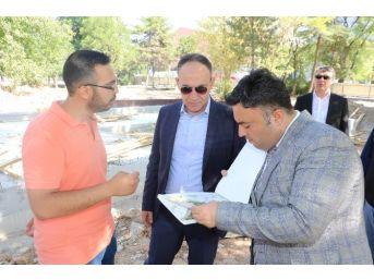 Kırıkkale'de Şehir Vizyonunu Değiştirecek Proje